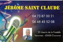 JEROME SAINT CLAUDE