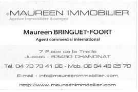 MAUREEN IMMOBILIER
